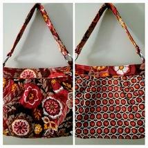 Vera Bradley CARNABY Reversible Tote Shoulder Bag - $39.00