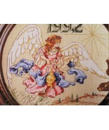 Renaissance Angel Christmas Cross Stitch Pattern Chart ONLY from craft m... - $1.99