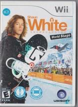 Shaun White Snowboarding: World Stage (Nintendo Wii, 2009) - $2.59