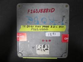 1988 1989 1990 FORD PROBE 2.2L ENGINE CONTROL MODULE ECM ECU #F26318881D... - $44.55
