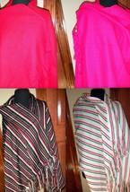 Womens One Size Many Colors Rebozo Wrap Shawl Mexican Manta Folklorico Fiesta - $24.00