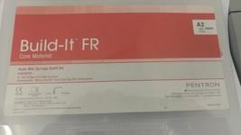 Dental  Build-It FR Core Material Auto-Mix Syringe Refil Kit By Pentron - $108.00