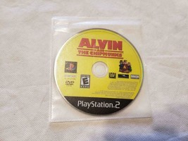 Alvin and the Chipmunks PS2 Playstation 2 - GAME DISC ONLY - $4.95