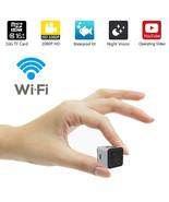 SQ13 HD WIFI small mini Camera cam 1080P video Sensor Night Vision Camco... - $32.62