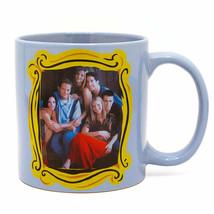 Friends Group Shot Portrait 20 Ounce Mug Blue - $18.98