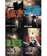 Andrew Klavan HOMELANDERS Young Adult Christian Action Series Paperbacks... - $31.99