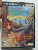Walt Disney's The Jungle Book: Rhythm n' Groove (Sony PlayStation 2, 2003) - $5.00