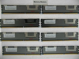 64GB  (8X8GB) MEMORY FOR HP PROLIANT DL160 G6 DL160SE G6 DL170H G6