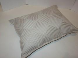 Ralph Lauren Park Avenue Modern Geometric Deco Pillow NWT - $1.376,08 MXN
