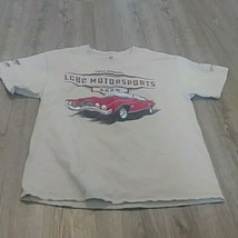 lcbc motorsports show tee Large car show - $14.85
