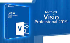 Microsoft Visio Professional 2019 for 1 PC - $13.99