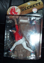 McFARLANE'S SPORTS JOSH BECKETT ACTION FIGURE RED SOX - $9.50