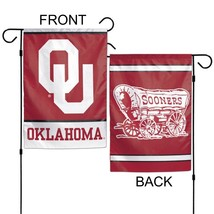 "University of Oklahoma Sooners 12"" x 18"" Premium Decorative Garden Flag - $14.95"