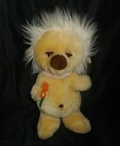"""14 """" Vintage 1980 R mit Baby Woofit Angela Plüschtier Spielzeug Lovey Puppe - $26.30"""