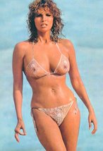 Ultra Hot - Raquel Welch - Movie Legend - Full-Gloss Photograph - $9.95