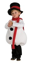Rubies Baby Snowman Children's Costume, Small (Small|Standard Packaging) - $26.45