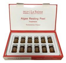 La Suisse Algae Resting Peel Treatment, 6 sets/box + Free Sample  - $188.80