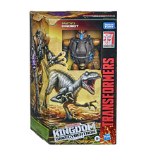 Transformers War For Cybertron Kingdom Dinobot Voyager Class Action Figure - $69.99
