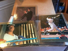 1991 Topps Stadium Club baseball cards~FULL COMPLETE SERIES 1 SET #1-300 - $14.99