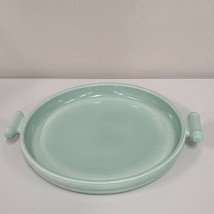 "Red Wing Pottery Village Green 12"" Round Casserole stand dish Vintage Se... - $48.00"