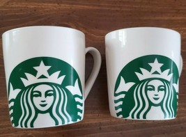 2 Starbucks Mermaid Logo 2019 Coffee Mug/Cup 18 Oz Large - $24.75
