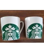 2 Starbucks Mermaid Logo 2019 Coffee Mug/Cup 18 Oz Large - $24.75