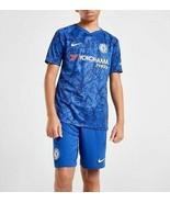 Nike VaporKnit Jeunesse Chelsea FC 2019/20 AT2530-495 Maglietta Bleue L - $45.94