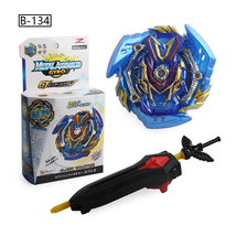 Burst Gyro  Combat Spinning Tops with Launcher Kid Gift Lord of War B134 - $19.99+
