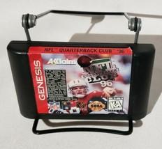 NFL Quarterback Club 96 (Sega Genesis, 1995) - $2.99