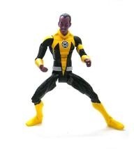 "Universe Classics 6"" Yellow Lantern Sinestro Corps Loose Action Figure  - $35.99"
