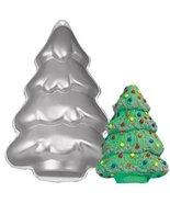 Wilton Cake Pan: Step-By-Step Holiday Tree/Christmas Tree (2105-9410, 1986) - $9.89