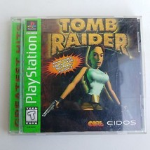 Tomb Raider PS1 1999 & East Side Story Vol. 1 CD - $19.39