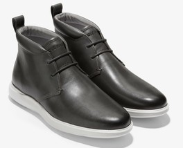 Cole Haan Grand Plus Essex Wedge Chukka Boot -  Magnet Grey, Size 10.5 [... - $109.99