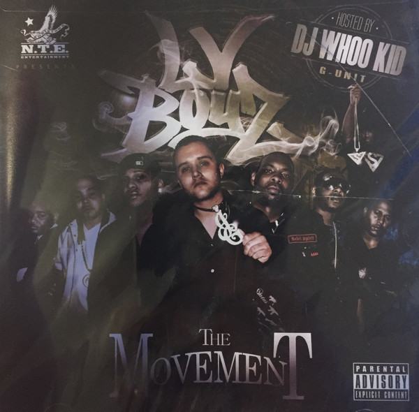 Primary image for The Movement [Audio CD, Brand New] LV Boys