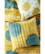 Anthropologie  Cardine Collection 1 Euro Sham - NWT - $35.99