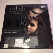 New Rare Twilight The Movie Board Game 2009 By Cardinal - $16.83