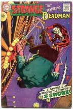 Strange Adventures #209 1968-DEADMAN-DC SILVER AGE VG - $25.22