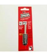 "VERMONT AMERICAN 16682 5/8"" x 1 3/8"" Cylindrical Rotary Rasp  - $10.50"