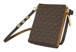 Michael Kors Women's MK Logo PVC Leather Purse Belt Fanny Pack Bag 552500 image 5