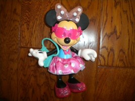 Fisher Price Disney Minnie Mouse- Sweetie Pie Minnie light -up Talking Doll - $15.83