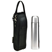Picnic At Ascot Coffee Flask & Carrier - $46.00