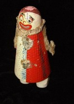 Circus Clown Ramp Walker Vintage Toy - $18.99