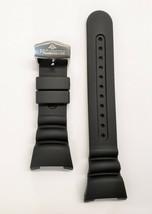 Original Citizen Aqualand U106-T007996, JV0000-01E Black Rubber Watch Ba... - $78.00
