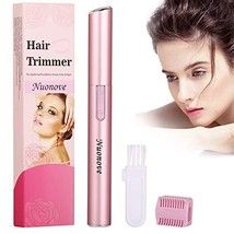 Eyebrow Trimmers Eyebrow Trimmer for Women, Facial Hair Trimmer For Women, Elect