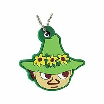 Moomin Snufkin key cover a diameter of about 4cm MMKC1605 - $37.26