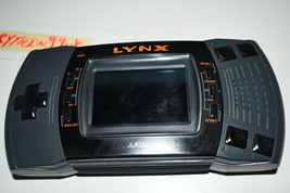 Atari pag-0401 Lynx II Handheld Console For No Power On repair as is a1 - $79.00