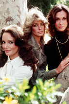 Jaclyn Smith and Farrah Fawcett and Kate Jackson in Charlie's Angels classic pos - $23.99