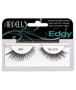 Ardell Edgy Fake Eyelashes, 403 Black - $9.25