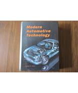 Modern Automotive Technology by James E. Duffy - Hardcover, 2004 - $9.99