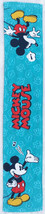 Mickey Mouse Disney Cartoon 18 X 94 Cm Blue Color Out Door Use Long Sport Towel - $9.99